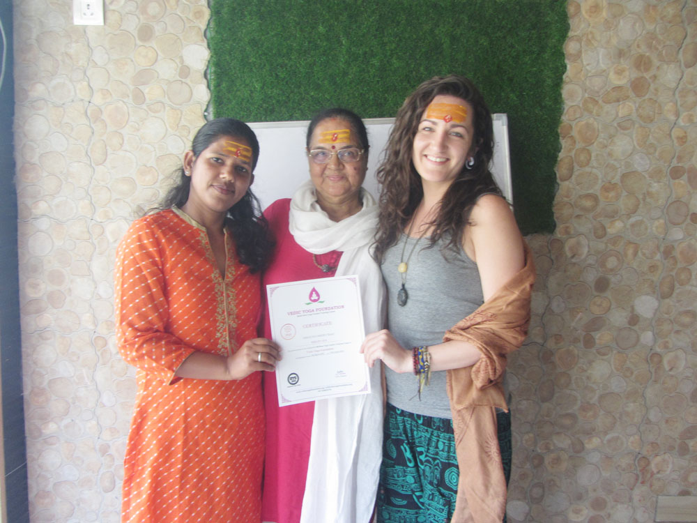 200 hour Yoga Teacher Training  in Rishikesh, Uttarakhand -INDIA