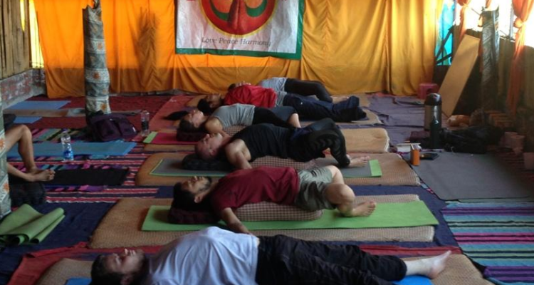 13 Days 100 Hour Yoga Teacher Training in Dharamshala, India