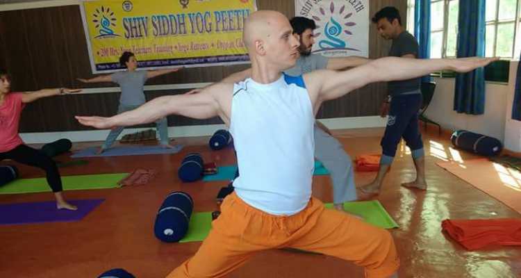 200 Hour Vinyasa Yoga Teacher Training Course in Himalayas Rishikesh,India