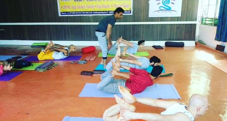 200 Hour Yoga Teacher Training Course in Himalayas  Rishikesh Uttrakhand