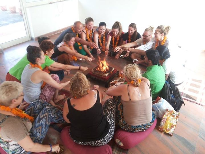 26 Days: 200 hour transformational yoga teacher training course