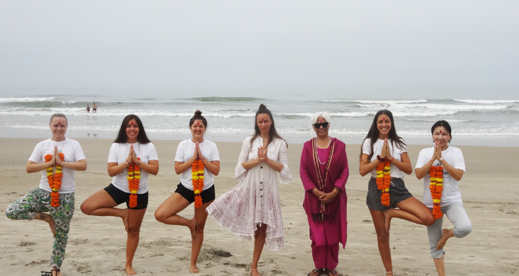 26 Days 200 Hours Multi-style Yoga Teacher Training in Goa, India