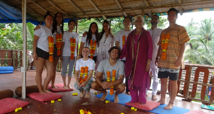 26 Days 200hr Yoga Teacher Training with Naturopathy & Emotional Detoxification
