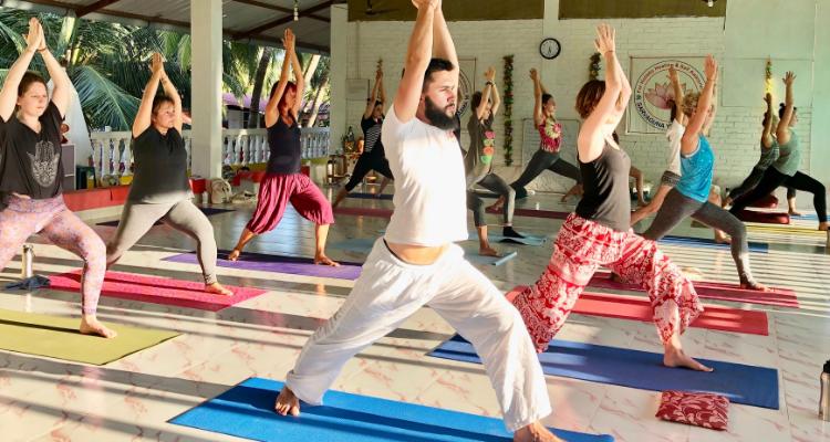 300 hour Hatha and Vinyasa Yoga Teacher Training in Goa ...