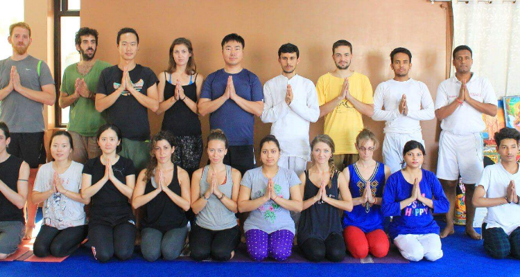Residential 100 Hours Yoga Teacher Training Courses In Rishikesh India