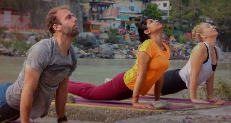 27 Days 200 Hour Yoga Teacher Training in Rishikesh, Uttrakhand, India