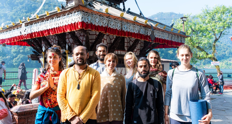 28 Days 200 - hour International Yoga Teacher Training in Rishikesh, India
