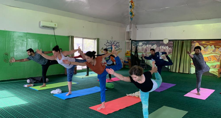 14 Days 100-Hours Yoga Teacher Training in Rishikesh,  India