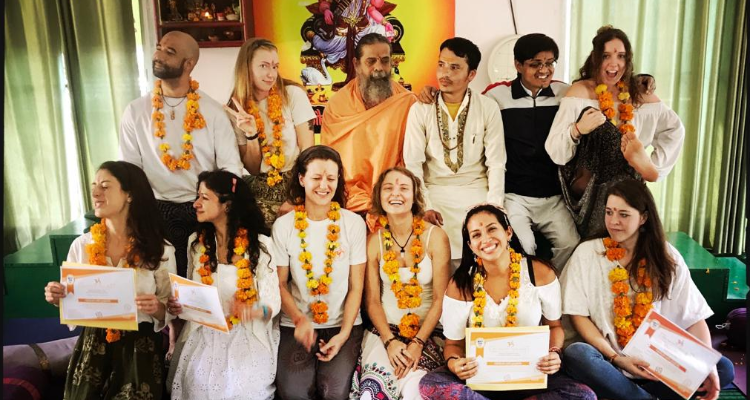 26 Days 200 Hours Hatha Yoga Teacher Training in   Rishikesh