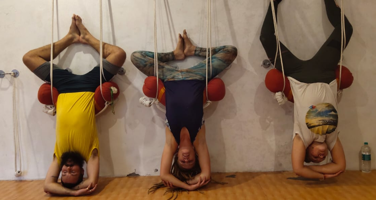 100 Hour Ashtanga Yoga Alliance Teacher Training Course in Rishikesh, India