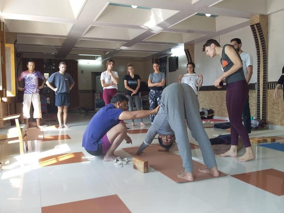 100 Hour Ashtanga Yoga Alliance Teacher Training Course in Rishikesh, India