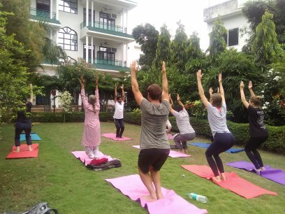 5 Days Residential Yoga Retreat Tour in spiritual places of Rishikesh