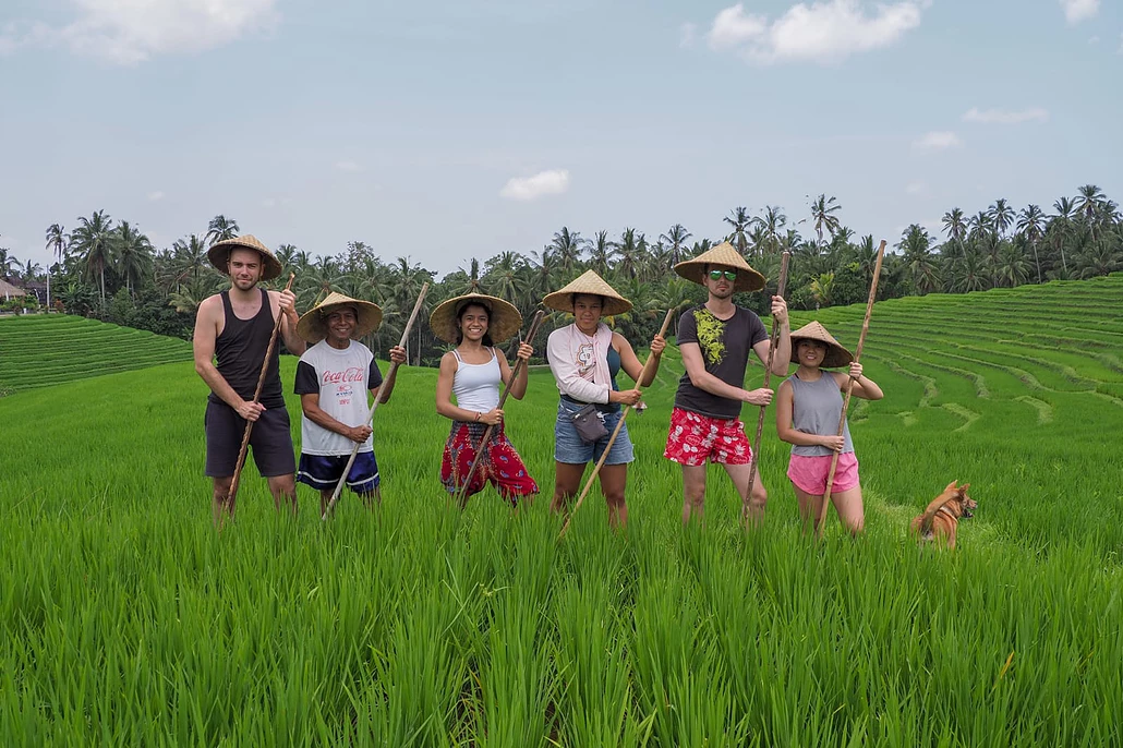 Traditional balinese culture and Yoga Retreat in Bali Indonesia