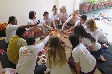 26 Days: 200 hour transformational yoga teacher training course