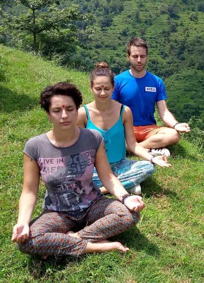 27 Days 200 Hour Yoga Teacher Training in Rishikesh, Uttrakhand, India
